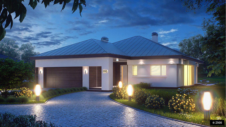 нажмите для просмотра фото проекты домов из пеноблоков с мансардой и гаражом
