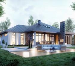 X 12  Klient: PollioData realizacji: Maj 2014r. Wizualizacje projektu domu x12 do katalogu dla Pollio.